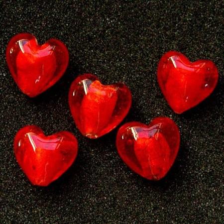 Hjerter store